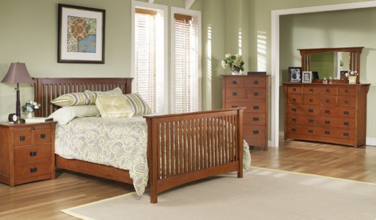 Brook Hollow Bedroom Set