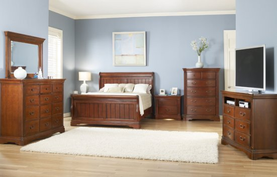 Greenbriar Bedroom Set