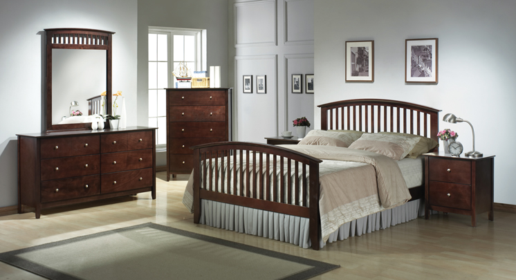 central park bedroom collection